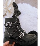 Studs Boots