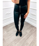 Rits Leather Look Legging