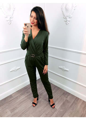 Limited Jumpsuit Groen