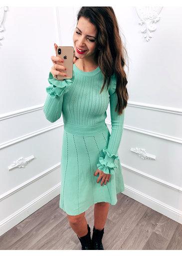 Must Dress Mint Groen