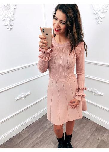 Must Dress Oud Roze