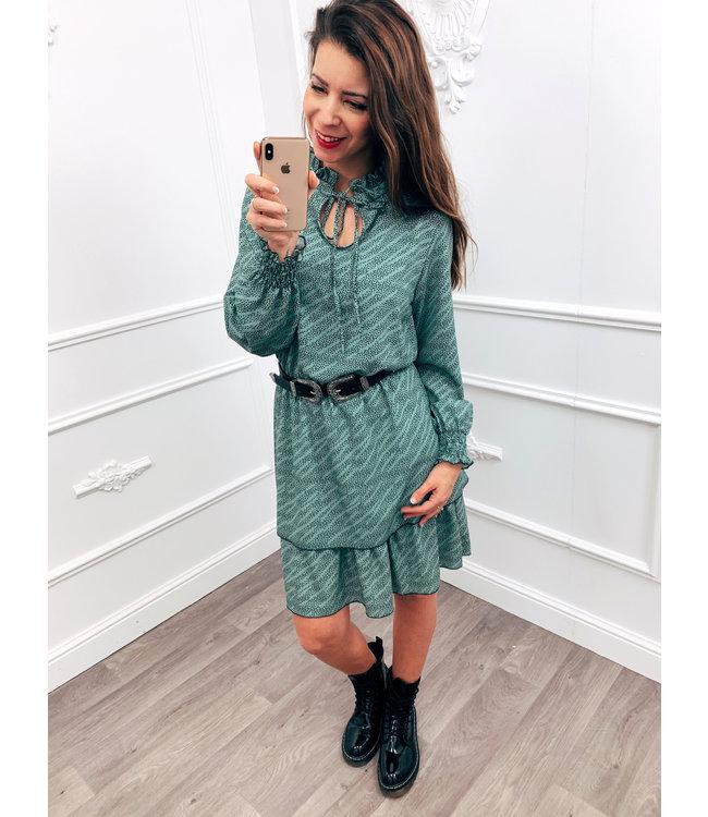 Heaven Dress Groen