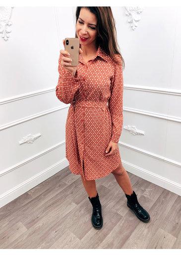 Hypnose Dress Roze