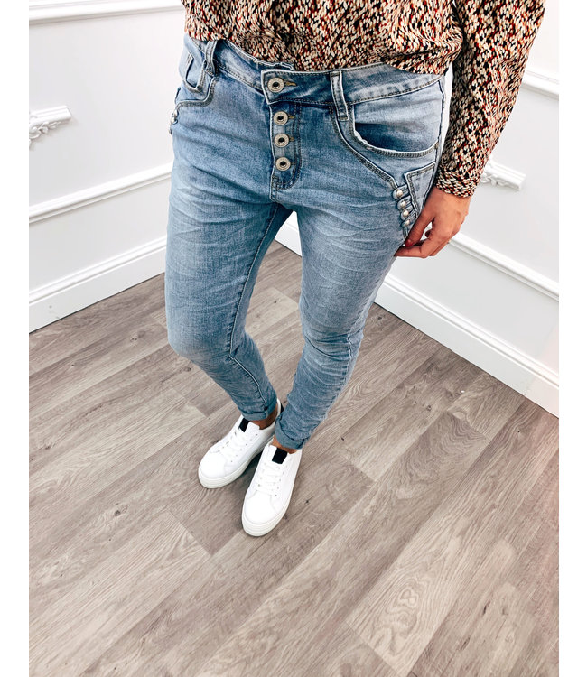 Perfect Chino Jeans