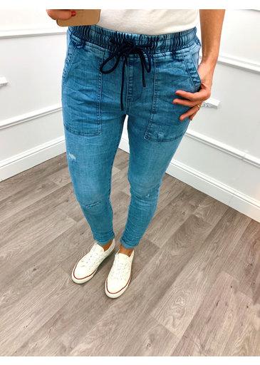 Comfy Jogging Jeans