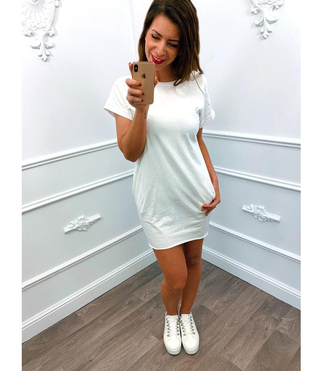 Basic Summer Dress Wit