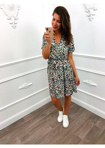 Joy Panter Dress Mint
