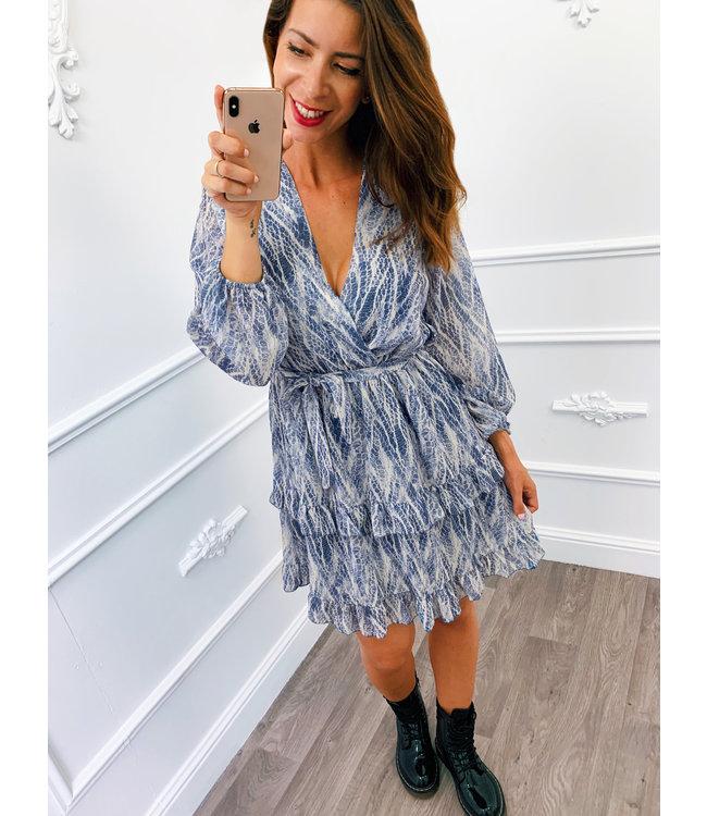 Robe Limpide Bleue