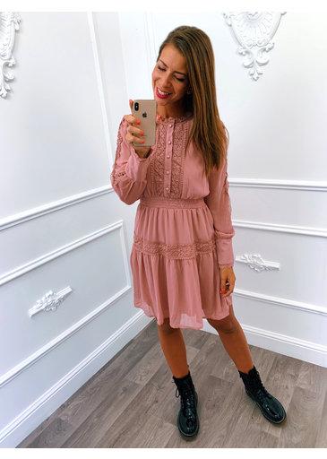 Cute Dress Roze