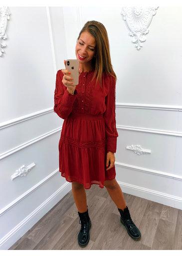 Cute Dress Red