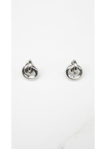 Couple Silver Earring