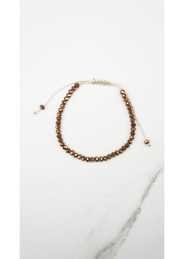 Beads Bracelet Gold