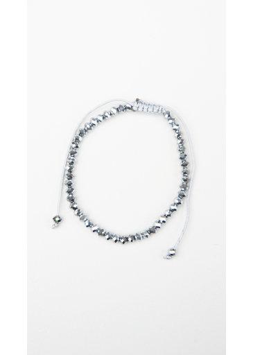 Beads Bracelet Silver