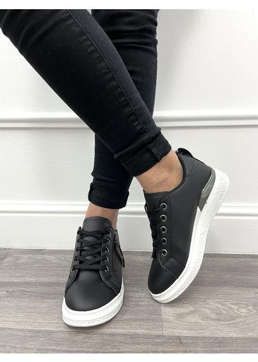 Basic Sneaker Zwart