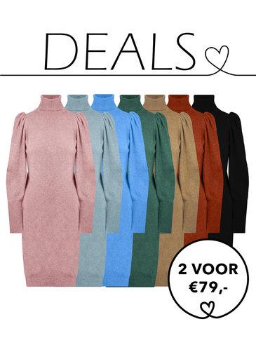 Pofmouw Col Dress Deals