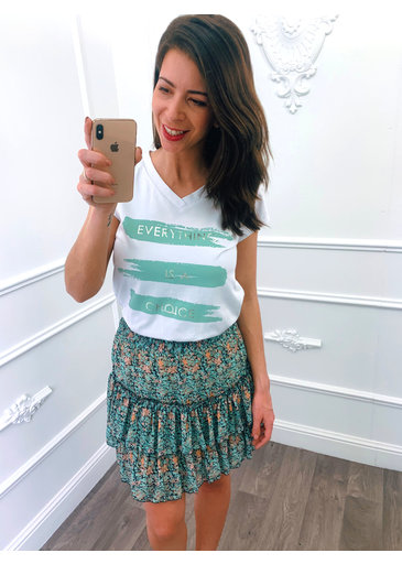 Choice Top Mint Groen
