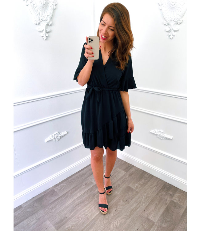 Base Dress Zwart