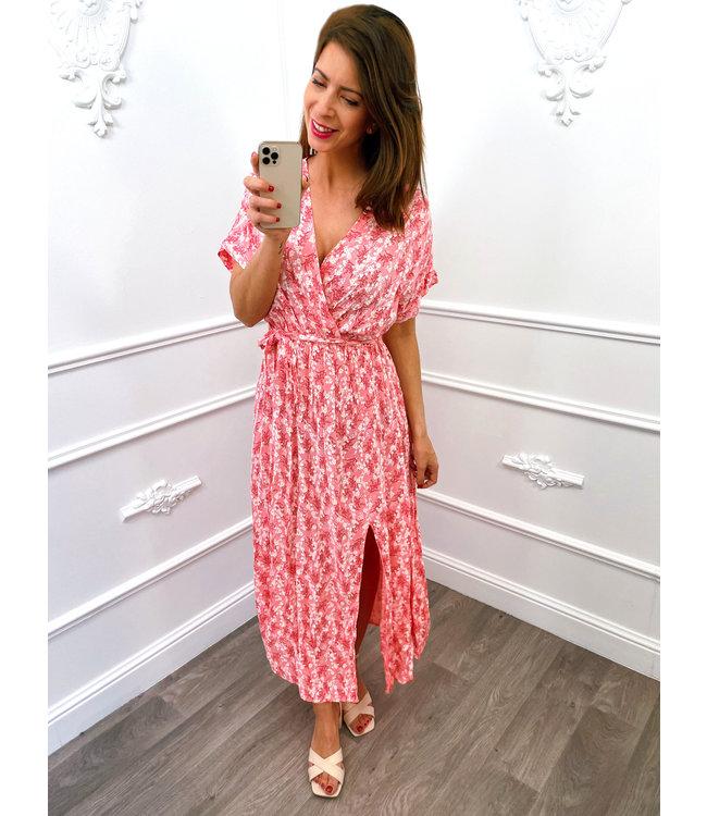 Daisy Dress Roze