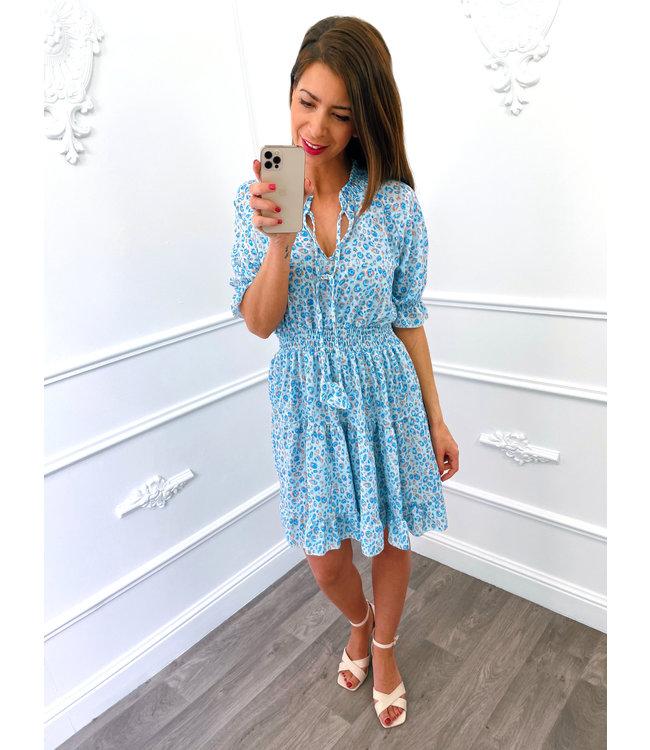 Non La Dress Blauw