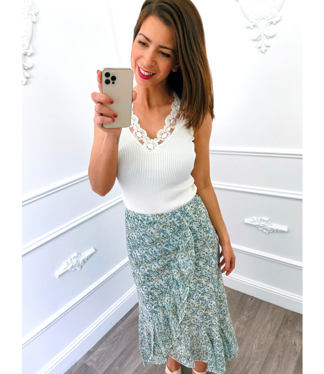 Basic Top Lace Wit