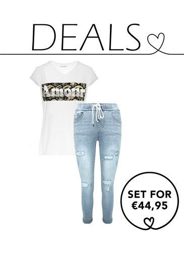 Jogging Jeans Set Deals