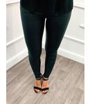 Perfect Coating Jeans Zwart