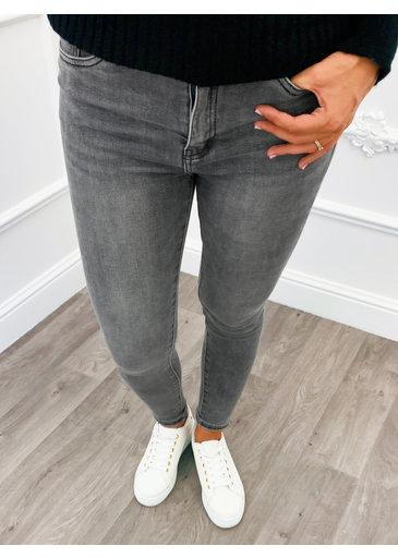 Yummy Jeans Grijs