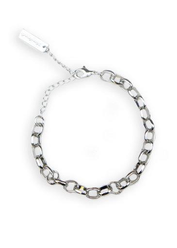 Bracelet Petite Chaîne en Argent