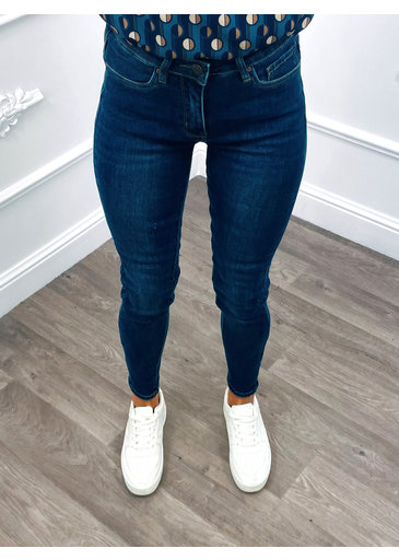 Jeans Bleu Foncé