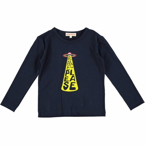 Anne Kurris 81H T-shirt donker blauw