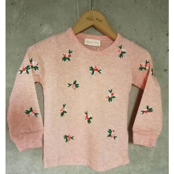 Simple Kids 81H Flower pink