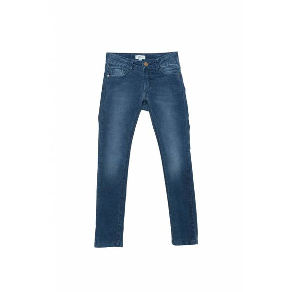 Brian&Nephew 81H France 560 velours blue wash