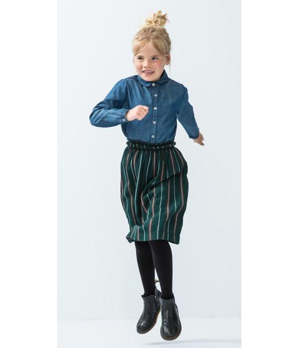 By-Bar By-Bar 81H Girls angel stripe skirt-465