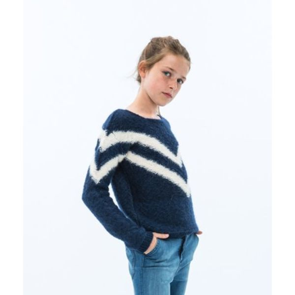 By-Bar 81H Venice stripe pullover-600