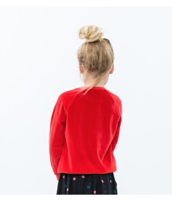 By-Bar By-Bar 81H Teddy velvet sweater-300