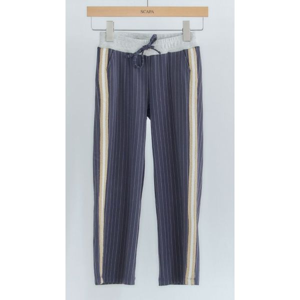 Scapa 81H Tulume stripes-navy