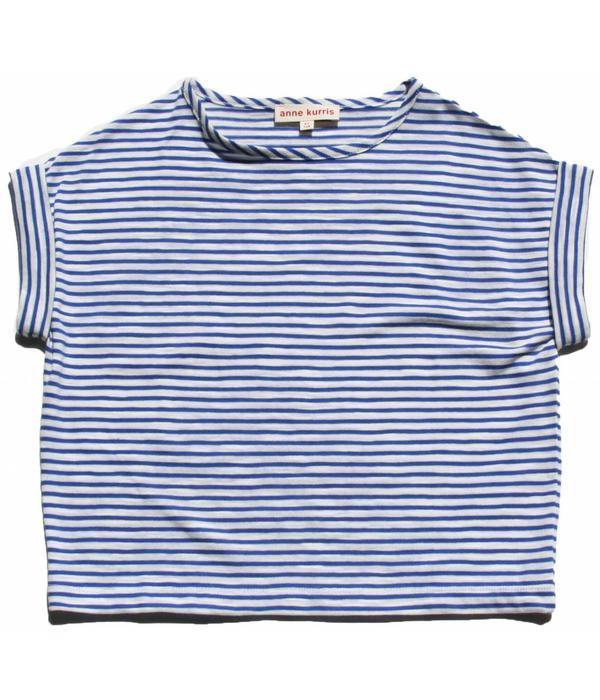 Anne Kurris Anne Kurris 91E Fave stripe blue