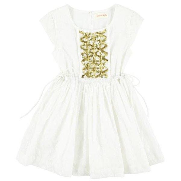 Simple Kids 91E Lynx-bashi white