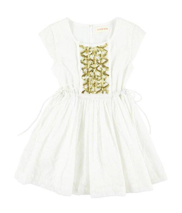 Simple Kids Simple Kids 91E Lynx-bashi white