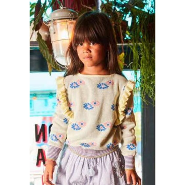 Simple Kids 91E Otter-flaxen yellow