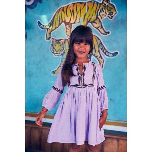 Simple Kids 91E Puma-crepe lila
