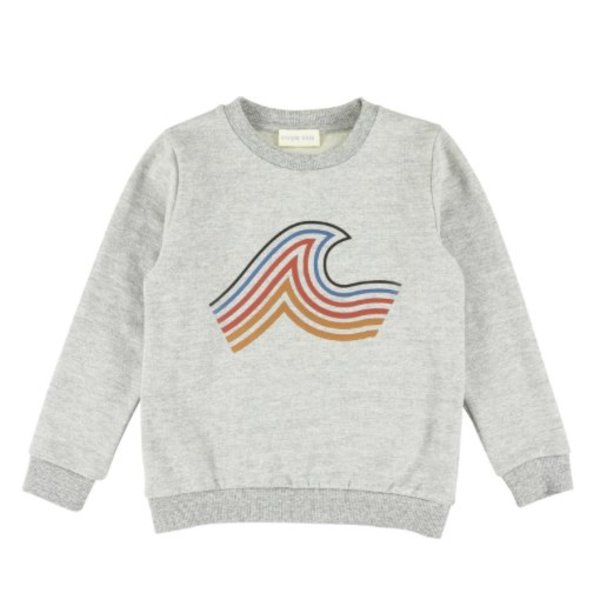 Simple Kids 91E Wave-sweat flanelle