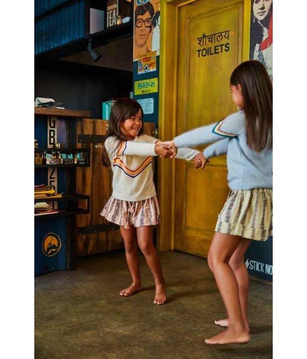 Simple Kids Simple Kids 91E Monkey a-rups pink