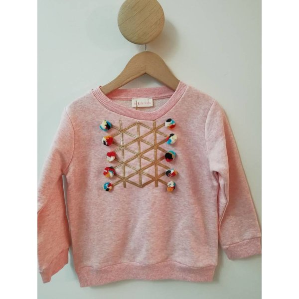 Simple Kids 91E Spark-sweat rose