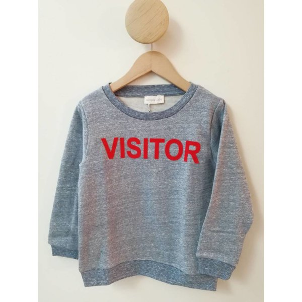 Simple Kids 91E Visitor-sweat ciel