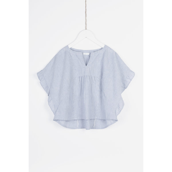 By-Bar 91E Ruffle-blue