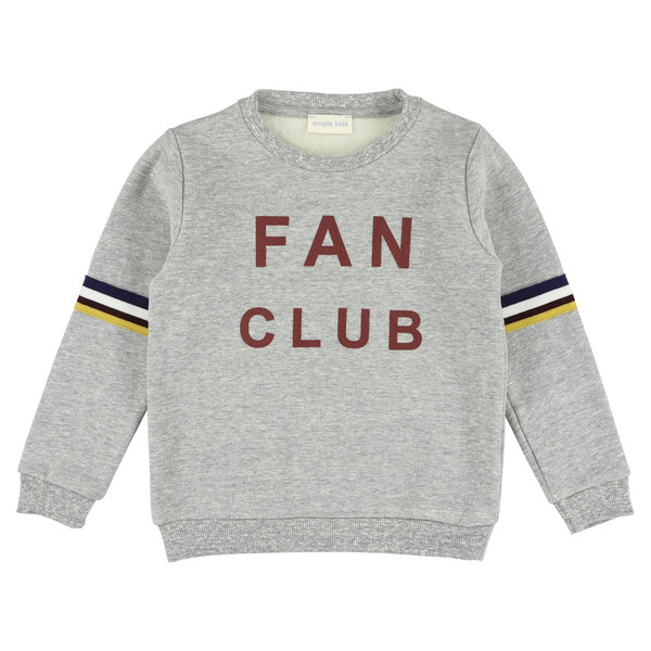 Simple Kids 91H Fan-flanelle