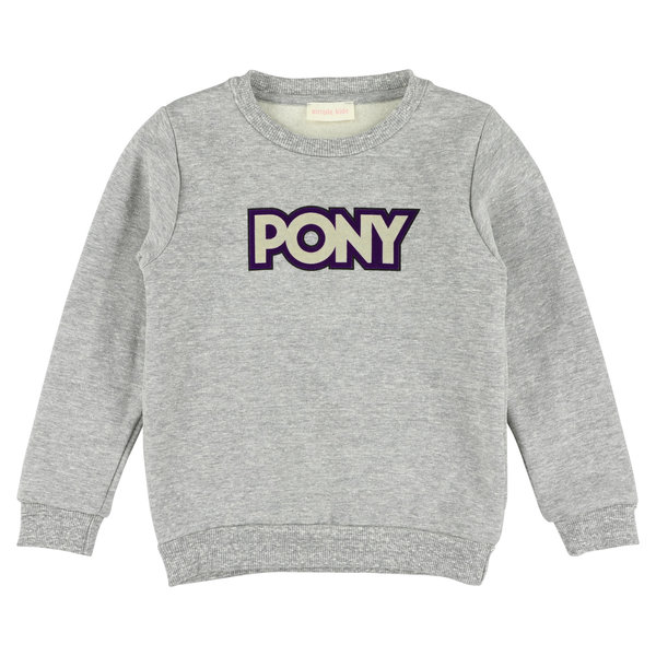 Simple Kids 91H Pony-Flanelle