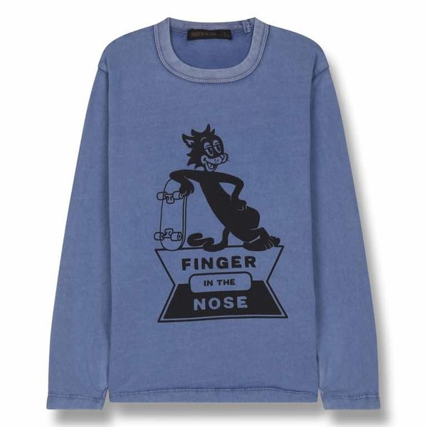 Finger i/t Nose 91H Nico-craft blue