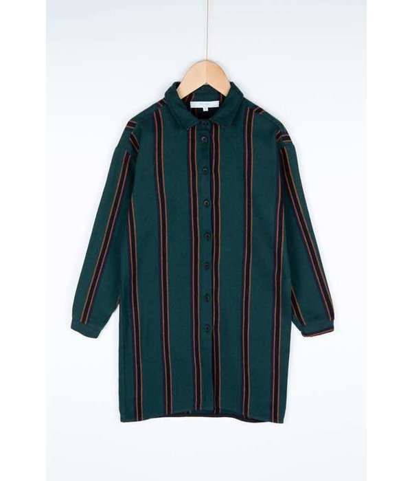 By-Bar By-Bar 91H Stripe-dark green